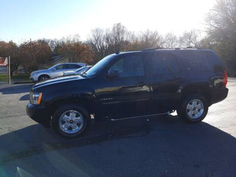 2012 Chevrolet Tahoe for sale at Simple Auto Solutions LLC in Greensboro NC
