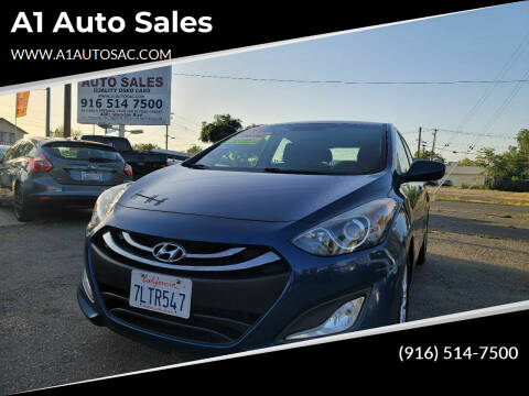 2014 Hyundai Elantra GT for sale at A1 Auto Sales in Sacramento CA