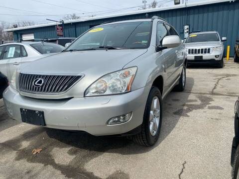 2004 Lexus RX 330 for sale at Car Barn of Springfield in Springfield MO