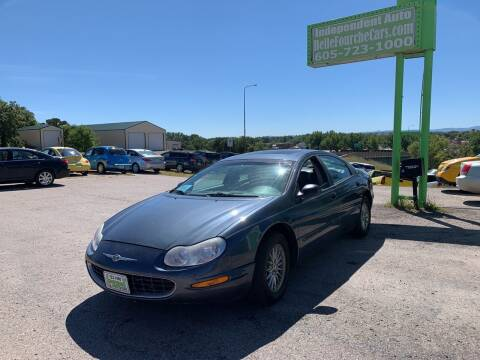 2000 Chrysler Concorde for sale at Independent Auto in Belle Fourche SD