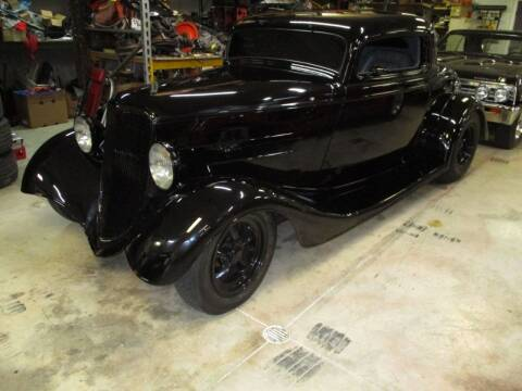 1933 Ford Tudor for sale at Classics and More LLC in Roseville OH
