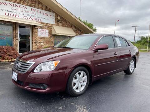 2009 Toyota Avalon for sale at Browning's Reliable Cars & Trucks in Wichita Falls TX