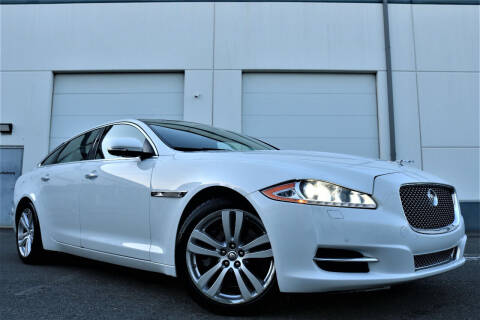 2011 Jaguar XJL for sale at Chantilly Auto Sales in Chantilly VA