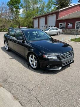 2009 Audi A4 for sale at Station 45 Auto Sales Inc in Allendale MI