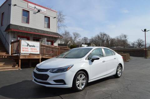 2019 Chevrolet Cruze for sale at DrivePanda.com Joliet in Joliet IL