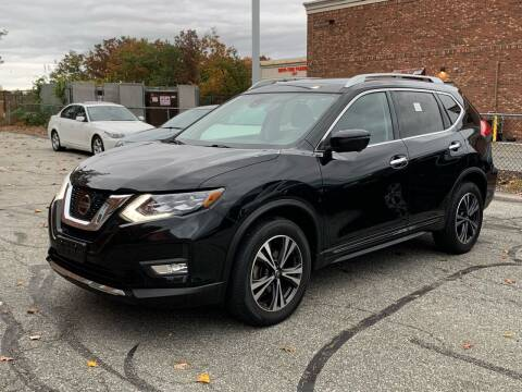 2017 Nissan Rogue for sale at Ludlow Auto Sales in Ludlow MA