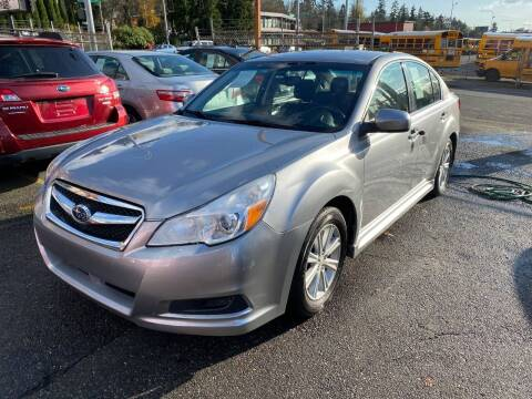 2010 Subaru Legacy for sale at SNS AUTO SALES in Seattle WA