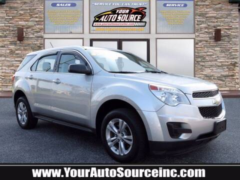 2013 Chevrolet Equinox for sale at Your Auto Source in York PA