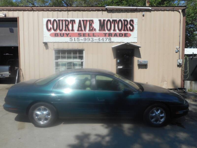 1998 Oldsmobile Aurora for sale at Court Avenue Motors in Adel IA