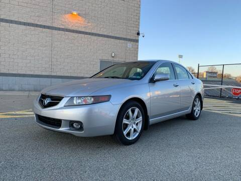 2005 Acura TSX for sale at FAYAD AUTOMOTIVE GROUP in Pittsburgh PA