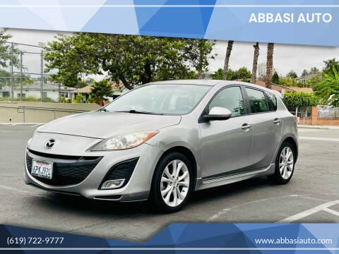 2011 Mazda MAZDA3 for sale at Abbasi Auto in San Diego CA