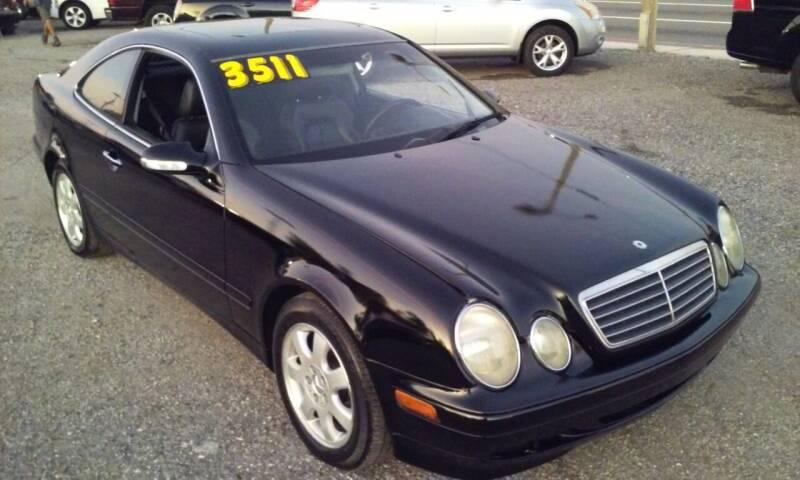 2000 Mercedes-Benz CLK for sale at Pinellas Auto Brokers in Saint Petersburg FL