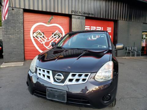 2008 Nissan Rogue for sale at Apple Auto Sales Inc in Camillus NY