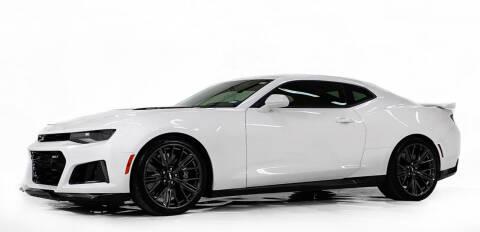 2017 Chevrolet Camaro for sale at Houston Auto Credit in Houston TX