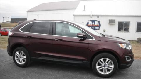 2017 Ford Edge for sale at B & B Sales 1 in Decorah IA