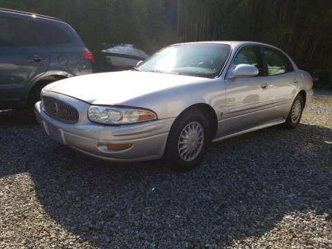 2002 Buick LeSabre for sale at TR MOTORS in Gastonia NC