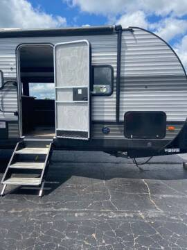 2020 Forest River 31KQBTS for sale at DAVE KNAPP USED CARS in Lapeer MI