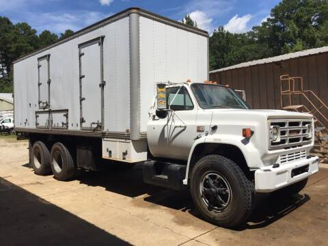1987 GMC C7500 for sale at M & W MOTOR COMPANY in Hope AR