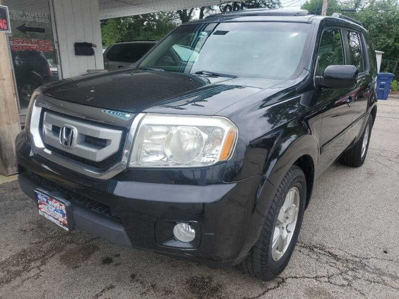 2011 Honda Pilot for sale at New Wheels in Glendale Heights IL