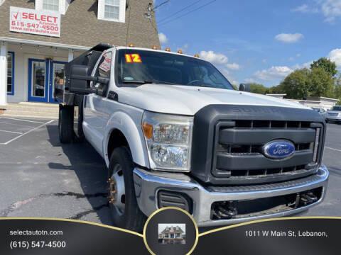 2012 Ford F-350 Super Duty for sale at Ron's Auto Sales (DBA Select Automotive) in Lebanon TN