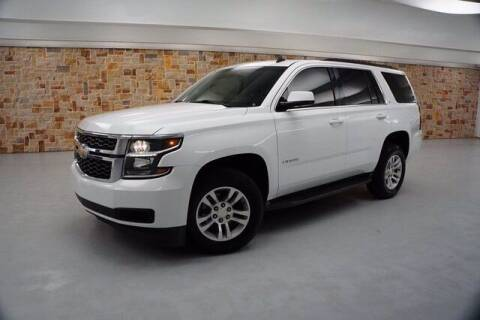 2015 Chevrolet Tahoe for sale at Jerry's Buick GMC in Weatherford TX