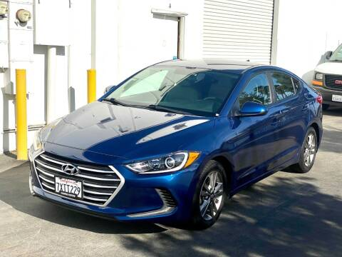 2017 Hyundai Elantra for sale at Corsa Exotics Inc in Montebello CA