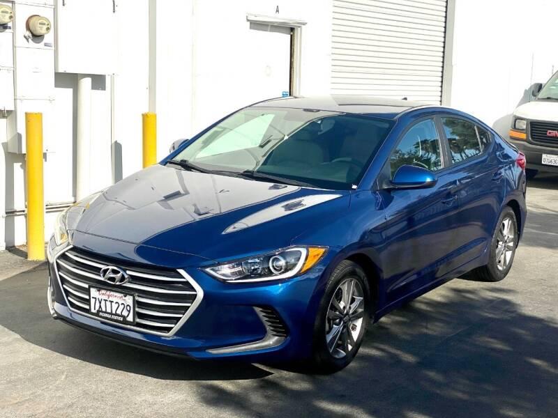 2017 Hyundai Elantra for sale at Corsa Exotics Inc in Montebello CA