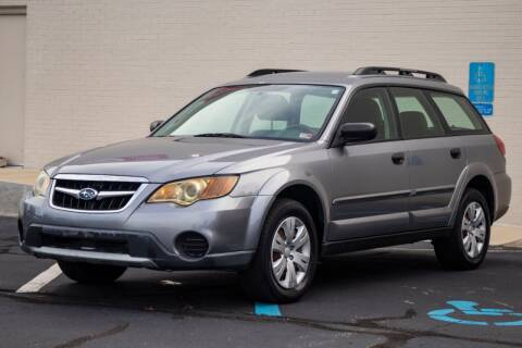 2009 Subaru Outback for sale at Carland Auto Sales INC. in Portsmouth VA