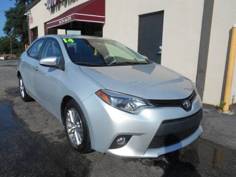 2014 Toyota Corolla for sale at AutoStar Norcross in Norcross GA
