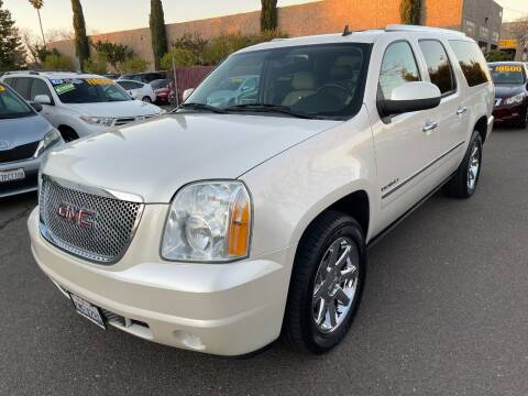 2010 GMC Yukon XL for sale at C. H. Auto Sales in Citrus Heights CA