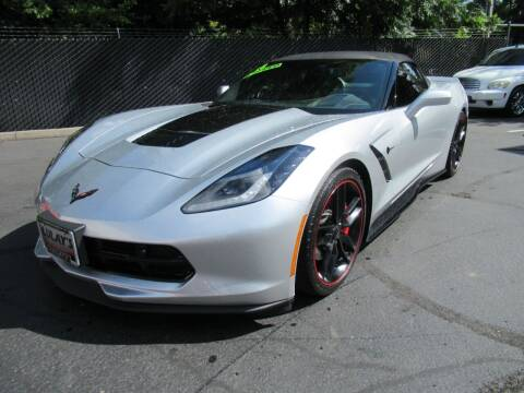 2016 Chevrolet Corvette for sale at LULAY'S CAR CONNECTION in Salem OR