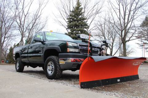 2005 Chevrolet Silverado 3500 for sale at Show Me Used Cars in Flint MI