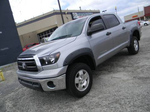2012 Toyota Tundra for sale at Meridian Auto Sales in San Antonio TX