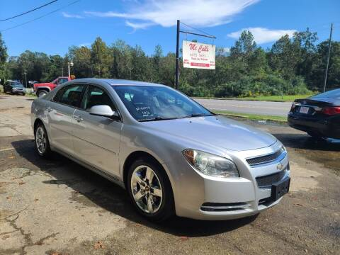 2009 Chevrolet Malibu for sale at Mc Calls Auto Sales in Brewton AL