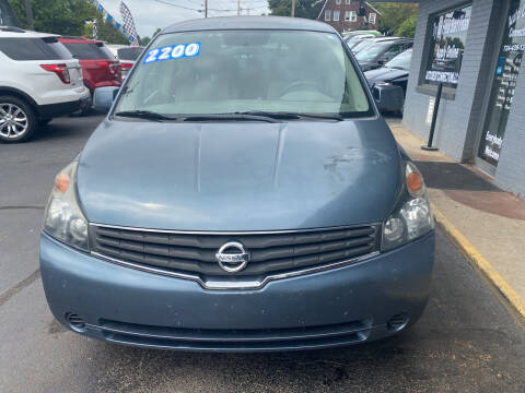 2008 Nissan Quest for sale at Auto Credit Connection LLC in Uniontown PA