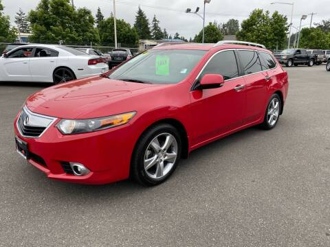 2013 Acura TSX Sport Wagon for sale at Vista Auto Sales in Lakewood WA