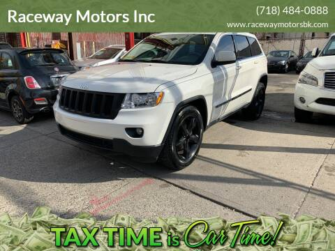 2012 Jeep Grand Cherokee for sale at Raceway Motors Inc in Brooklyn NY