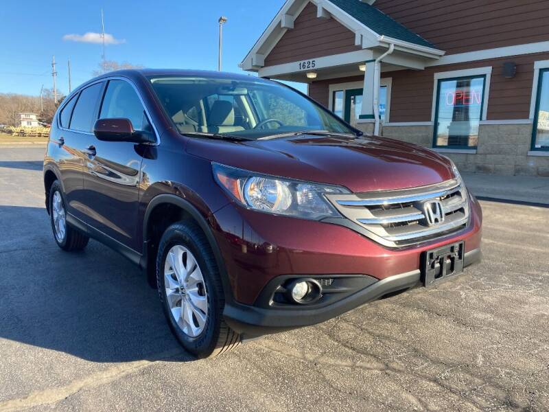 2014 Honda CR-V for sale at Auto Outlets USA in Rockford IL