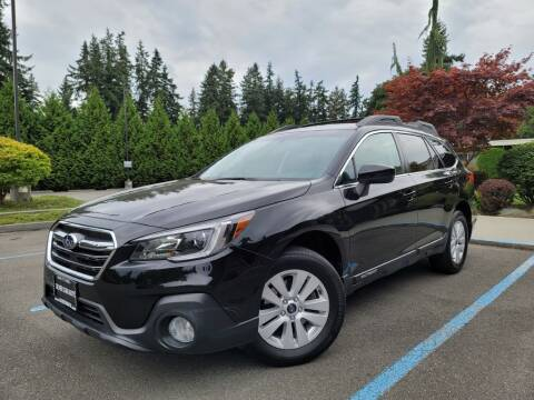 2018 Subaru Outback for sale at Silver Star Auto in Lynnwood WA