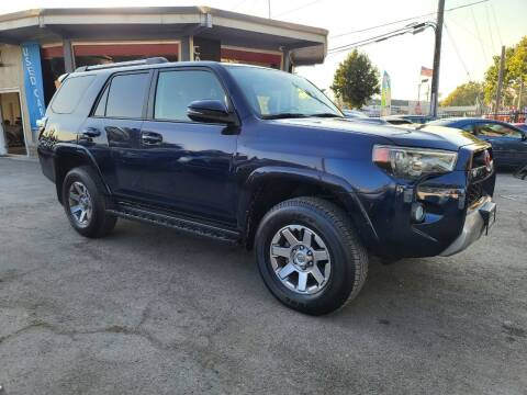 2016 Toyota 4Runner for sale at Imports Auto Sales & Service in San Leandro CA