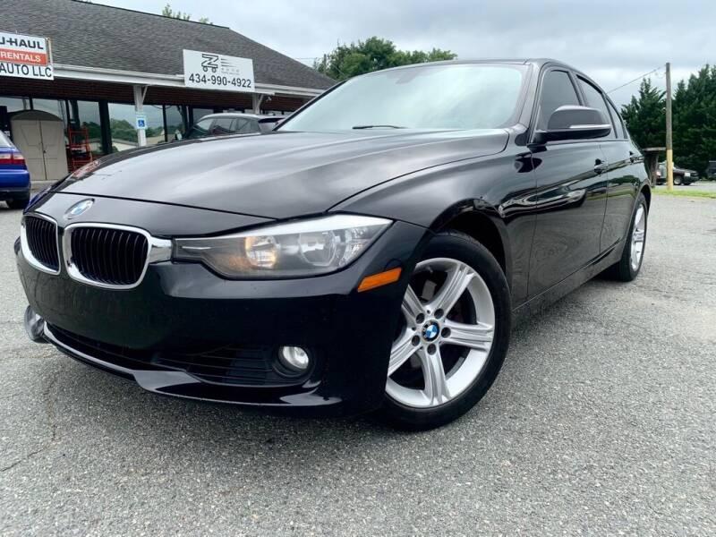 2012 BMW 3 Series for sale at Z Auto in Ruckersville VA
