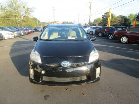 2011 Toyota Prius for sale at Downtown Motors in Macon GA
