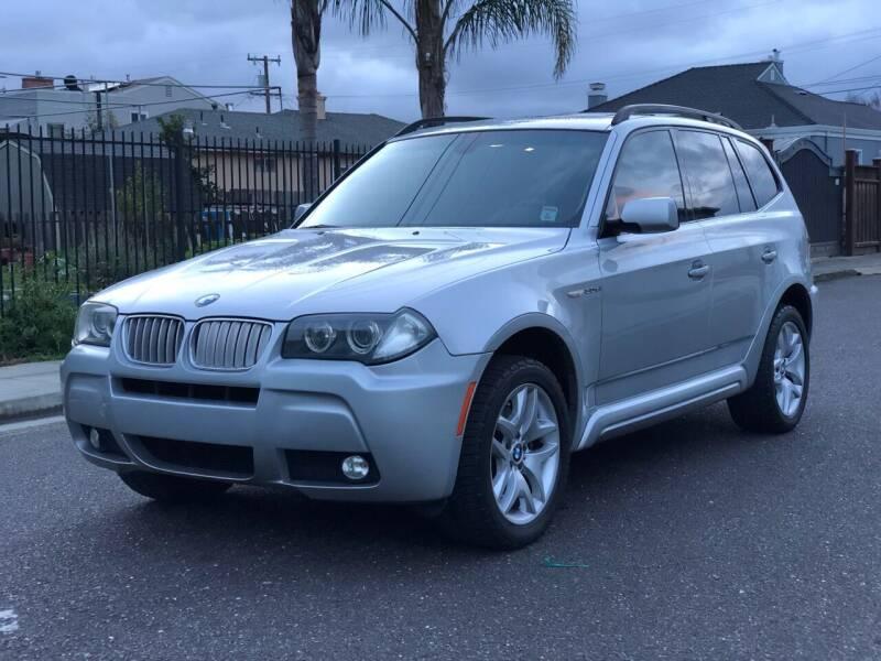 2007 BMW X3 for sale at ZaZa Motors in San Leandro CA