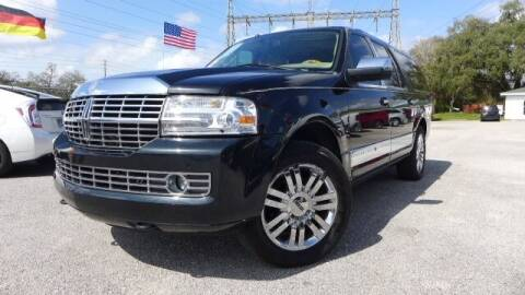2010 Lincoln Navigator L for sale at Das Autohaus Quality Used Cars in Clearwater FL