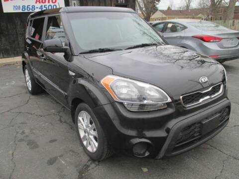 2013 Kia Soul for sale at EZ Finance Auto in Calumet City IL