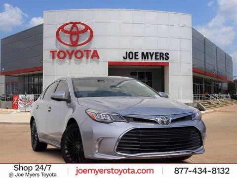 2018 Toyota Avalon for sale at Joe Myers Toyota PreOwned in Houston TX