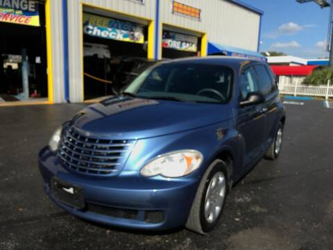 2007 Chrysler PT Cruiser for sale at RoMicco Cars and Trucks in Tampa FL