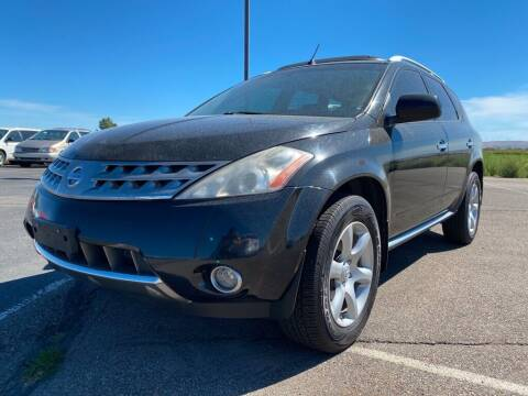 2007 Nissan Murano for sale at Right Price Auto in Idaho Falls ID