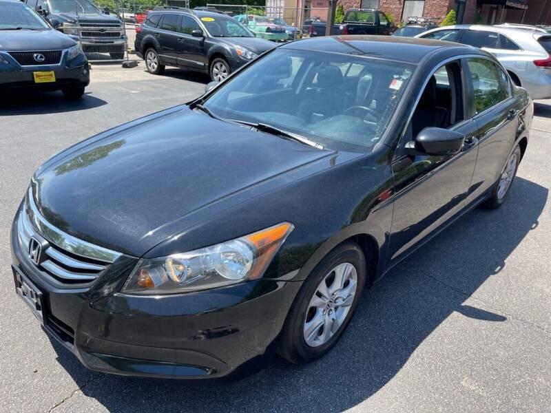 2011 Honda Accord for sale at KINGSTON AUTO SALES in Wakefield RI