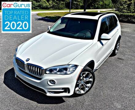 2015 BMW X5 for sale at Brothers Auto Sales of Conway in Conway SC